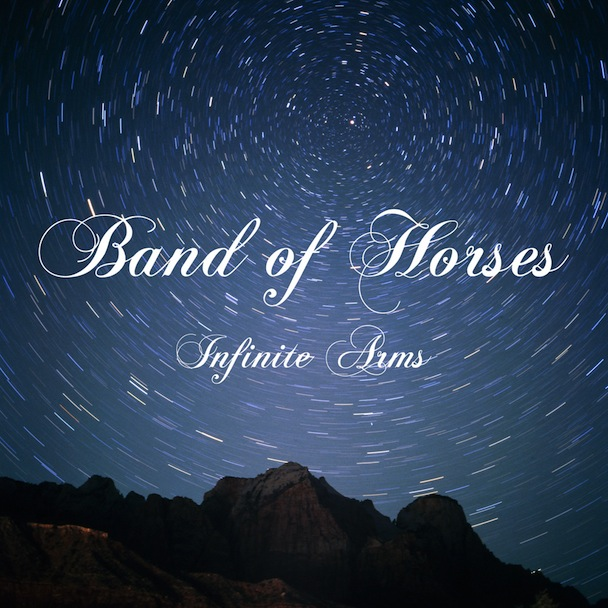 BAND OF HORSES - Infinite Arms (Brown / Fat Possum / Columbia 2010.)