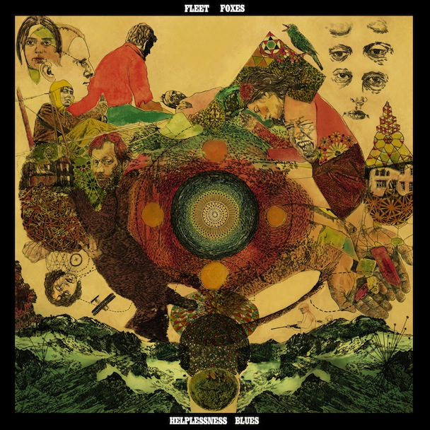FLEET FOXES - Helplessness Blues (Sub Pop/Bella Union 2011.)