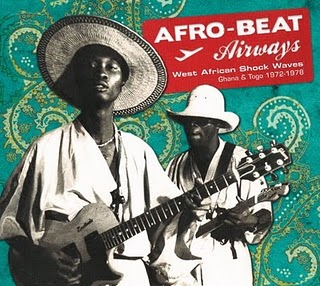AFRO-BEAT AIRWAYS - West African Shock Waves (Ghana & Togo 1972.-1978.) (Analog Africa 2010.)