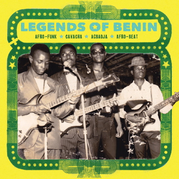 LEGENDS OF BENIN - Legends Of Benin (Analog Africa 2009.)