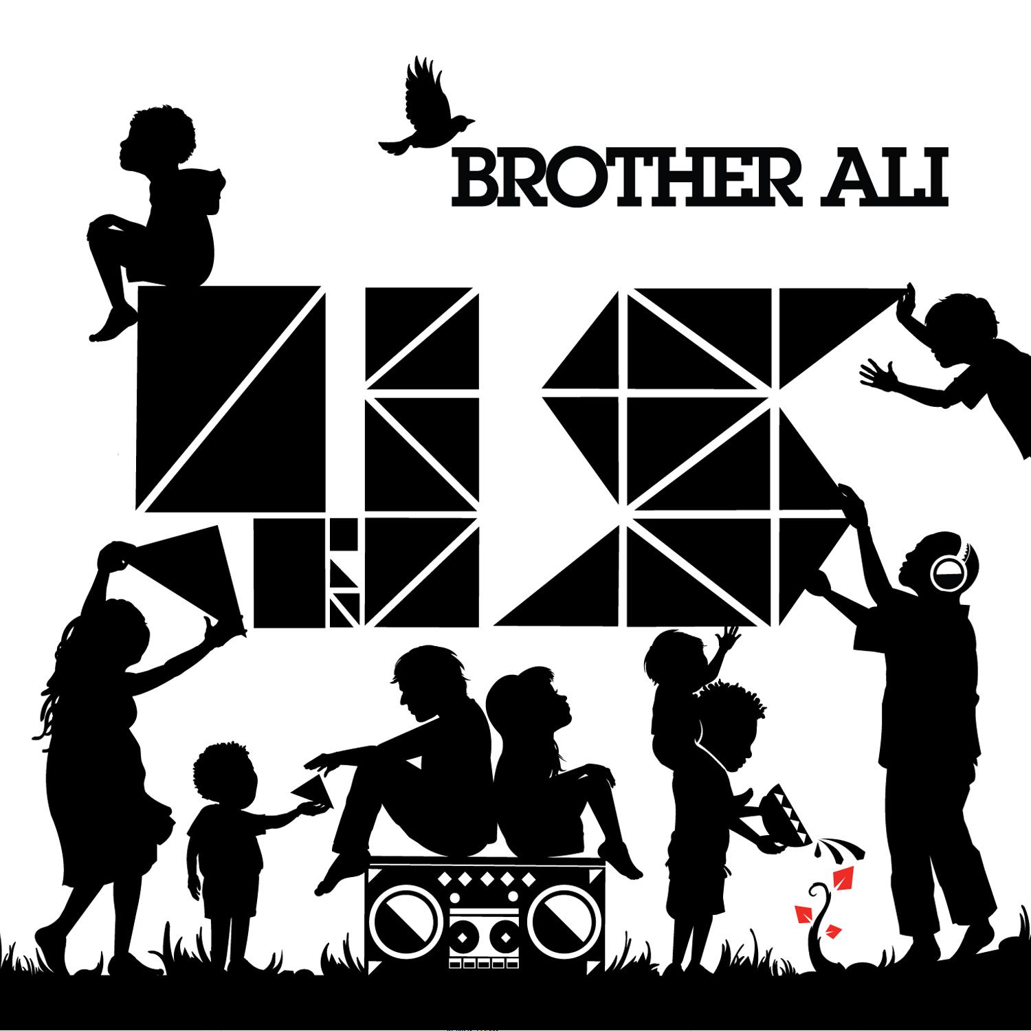 BROTHER ALI - Us (Rhymesayers 2009.)
