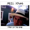 NEIL YOUNG - Fork In The Road (Reprise 2009.)