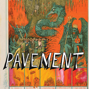 PAVEMENT - Quarantine The Past (Matador 2010.)