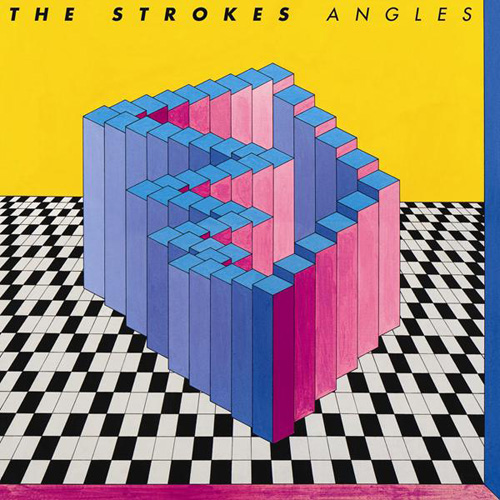 THE STROKES - Angles (RCA/Sony 2011.)